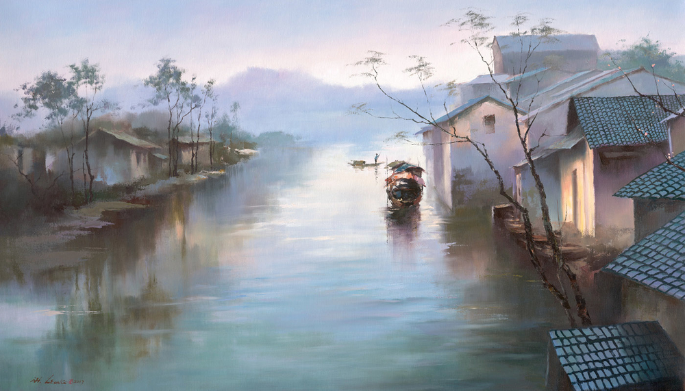 Кен Хонг Лунг — мастер волшебных пейзажей, фото № 14