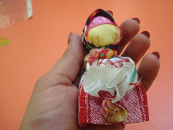История и особенности русской тряпичной куклы, фото № 47