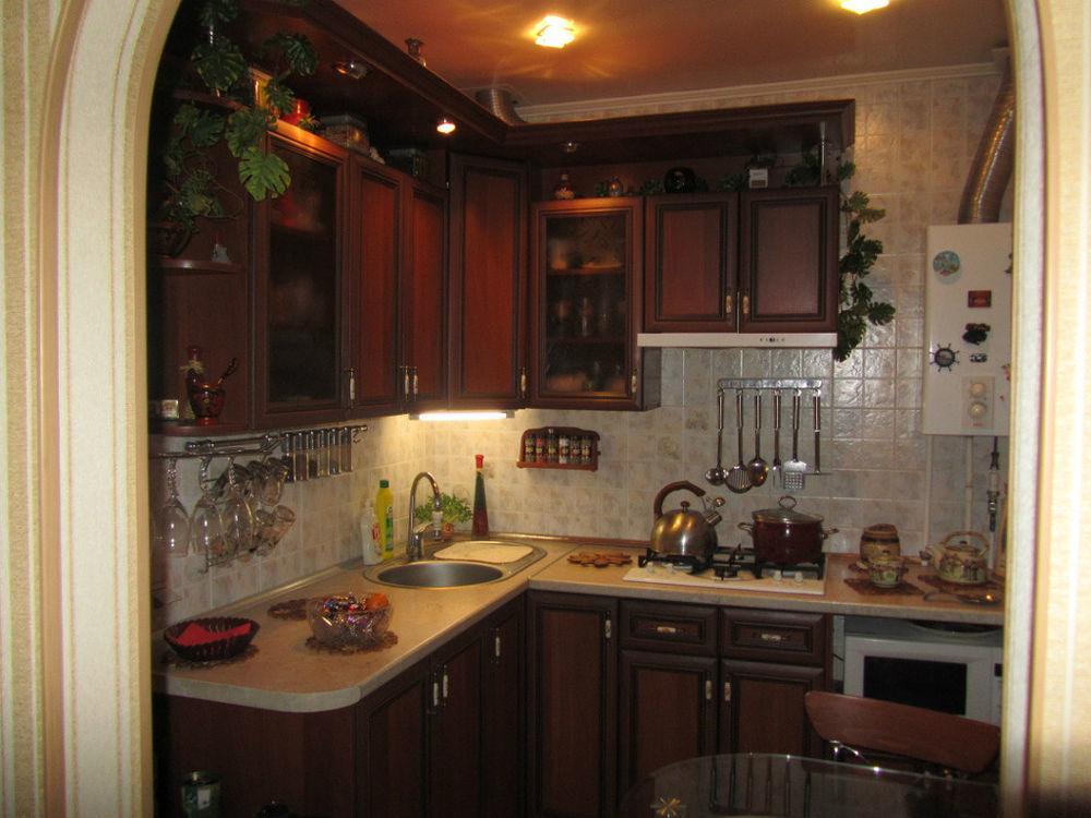 Уют на твоей маленькой кухне, фото № 4