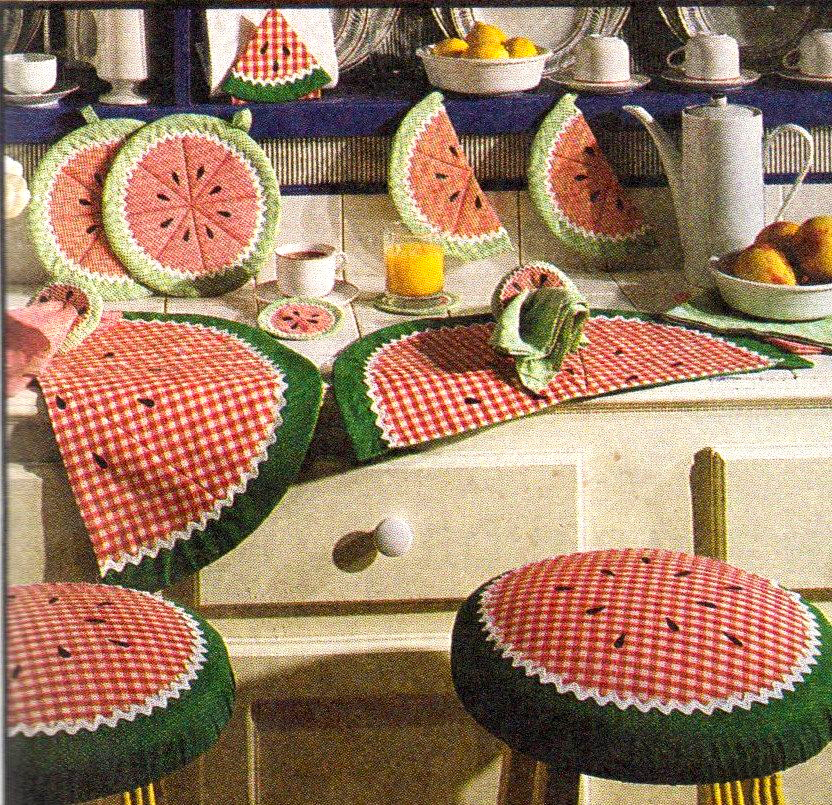Лето в каждый дом все радости арбузного декора, фото № 32