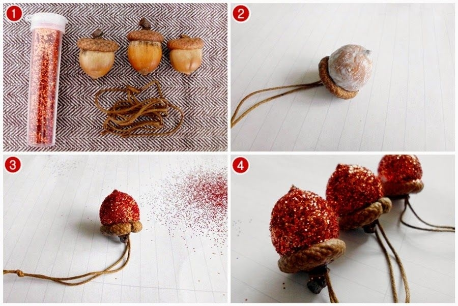 22 Autumn Ideas For Creative Use Of Acorns, фото № 10