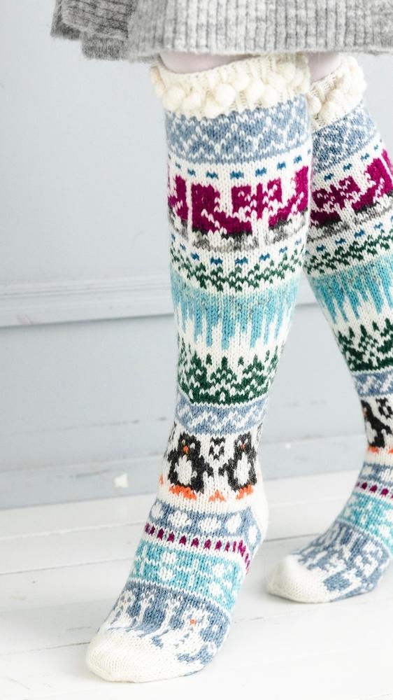 К зиме готовы! 50 идей вещей для вязания спицами, фото № 42