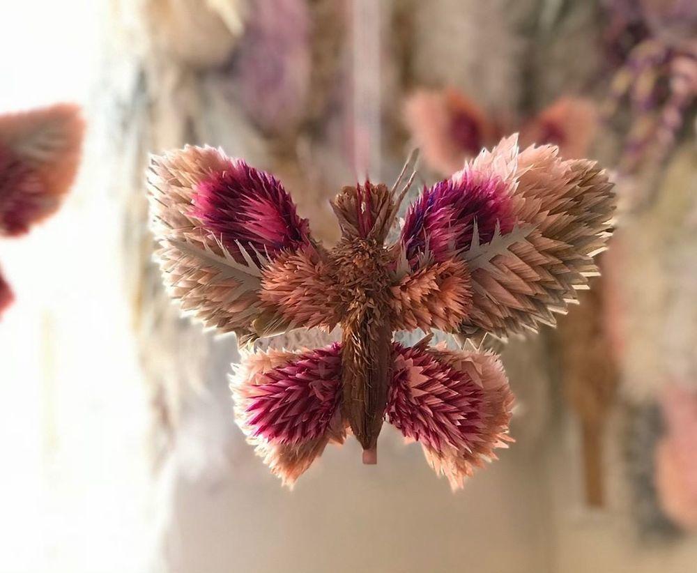 Потрясающие бумажные цветы датской художницы arianne riksen-cott ansen, фото № 22