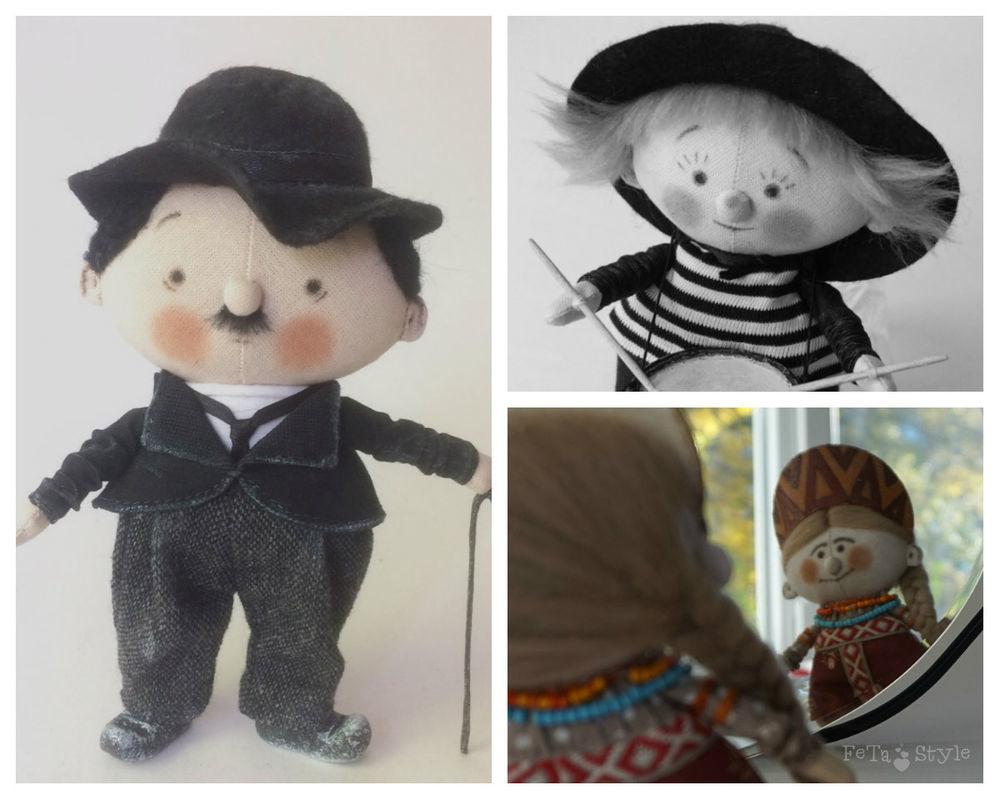 «Когда кукла в руках, она диктует» интервью с Татьяной Федотовой etastyle, фото № 15