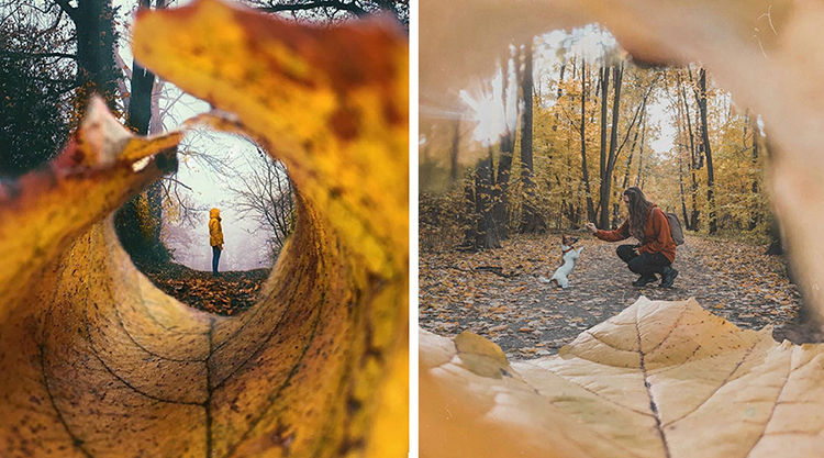 15 Ideas For Autumn Photos That You Will Definitely Want To Repeat, фото № 4