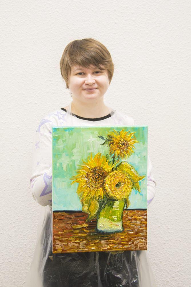 художник самоучка, рисую маслом, картины маслом на заказ, масляная живопись