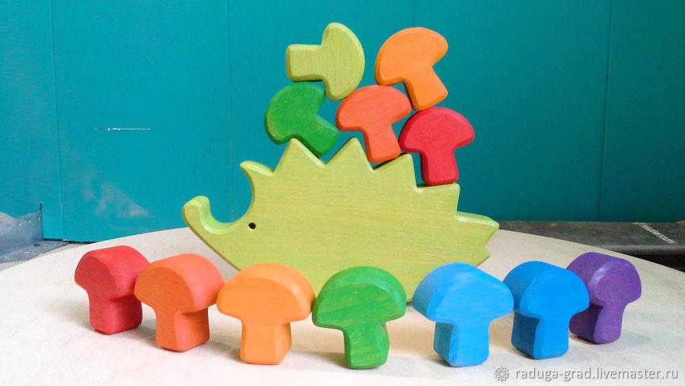 Качественный край на деревянной игрушке и способ фрезеровки мелких деталей, фото № 15