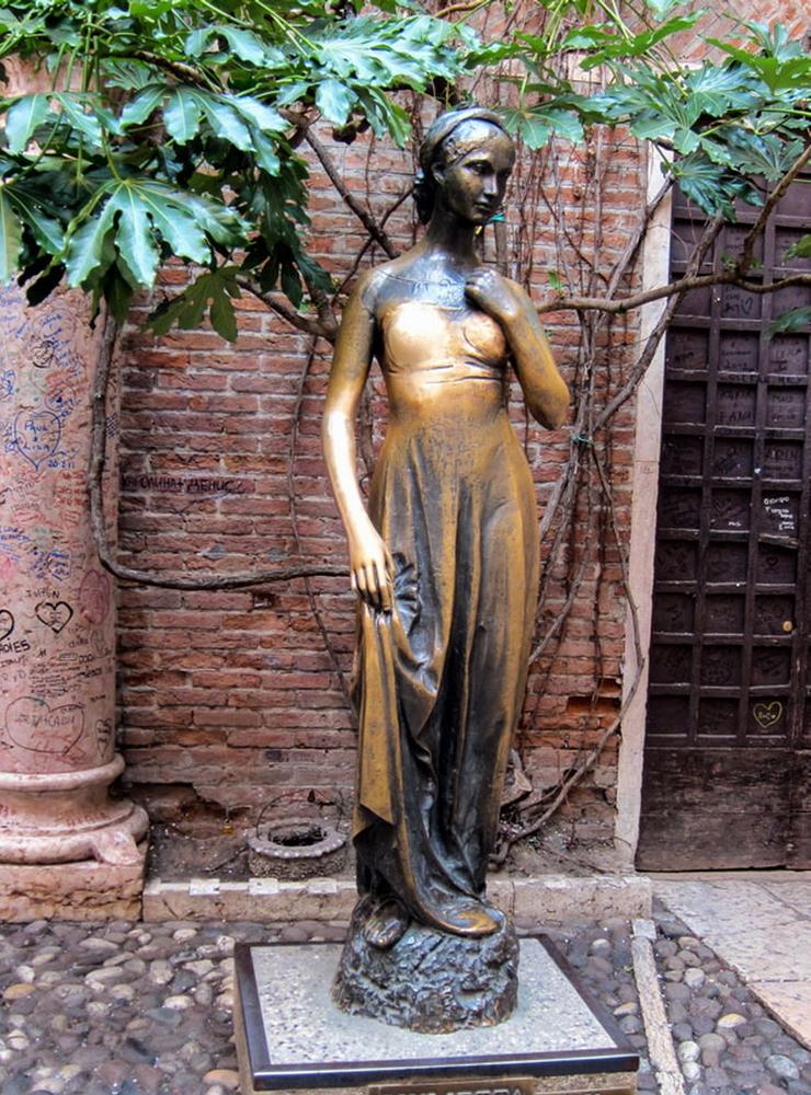 Дом Джульетты в Вероне. Как легенды становятся реальностью, фото № 7