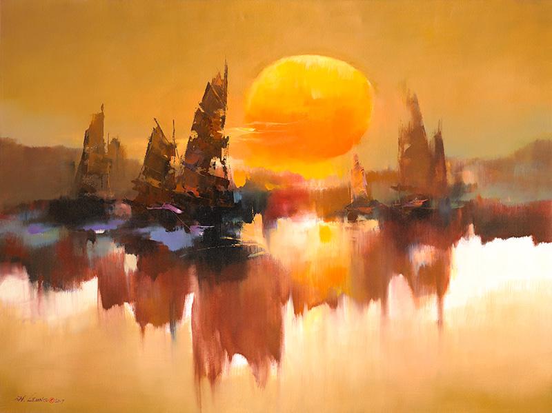 Кен Хонг Лунг — мастер волшебных пейзажей, фото № 10