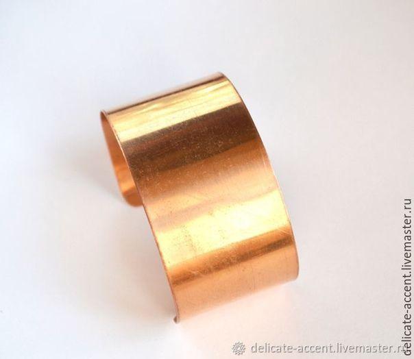 браслет, основа для браслета, металлический браслет, латунная фурнитура, жесткий браслет