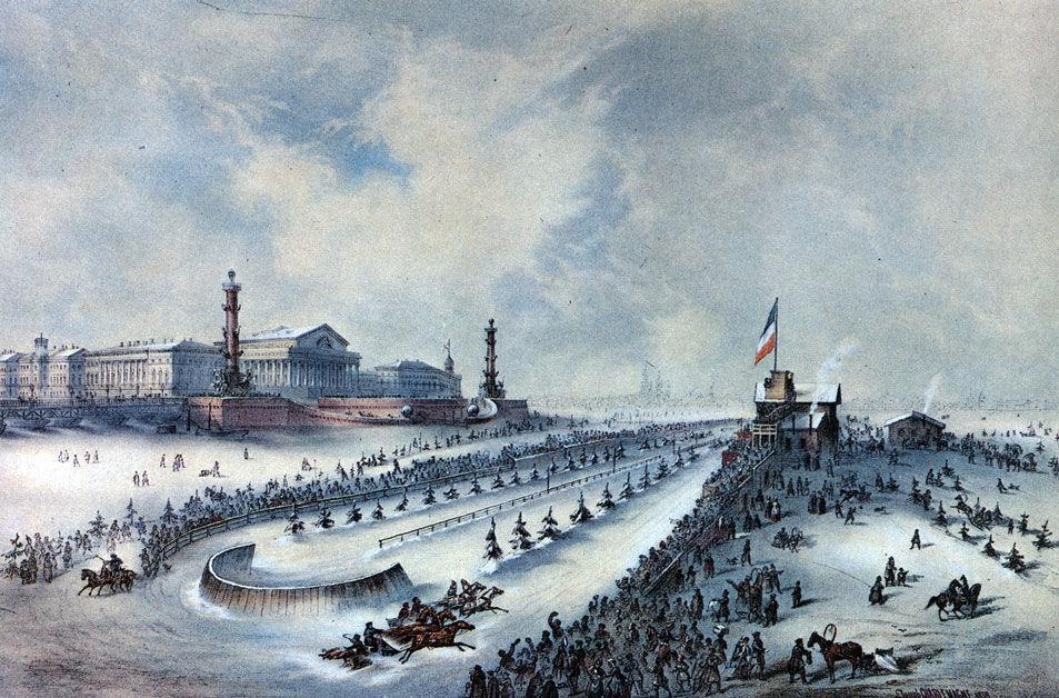 Зимние забавы до революции. Часть 5, фото № 12