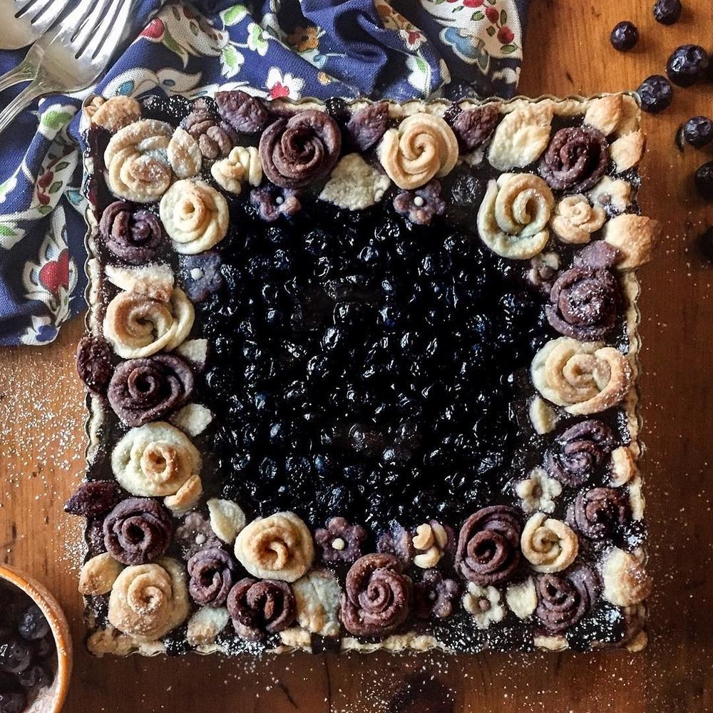 Самоучка печет пироги невероятной красоты: кулинарные шедевры от Helen Nugent + 3 секрета идеальной выпечки, фото № 15