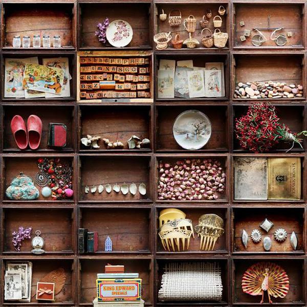 Коллекционируем красиво: 40+ впечатляющих полок для хранения коллекций, фото № 45