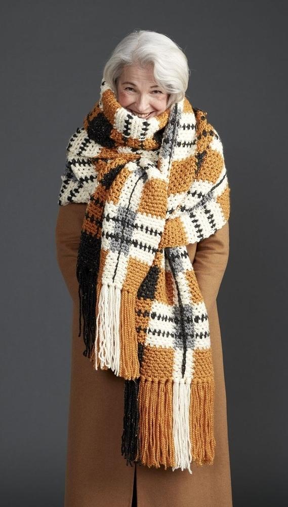 К зиме готовы! 50 идей вещей для вязания спицами, фото № 9