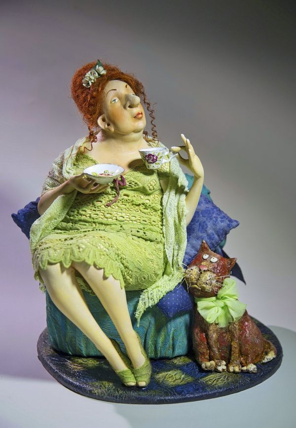 Есть такие куклы, которые и куклами то не назовешь