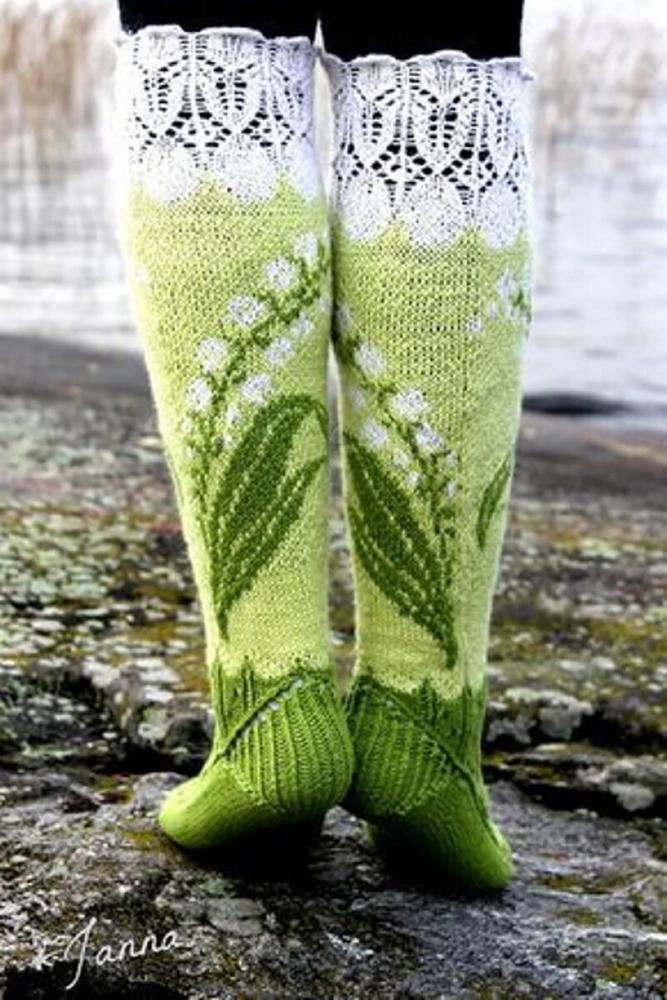 К зиме готовы! 50 идей вещей для вязания спицами, фото № 46