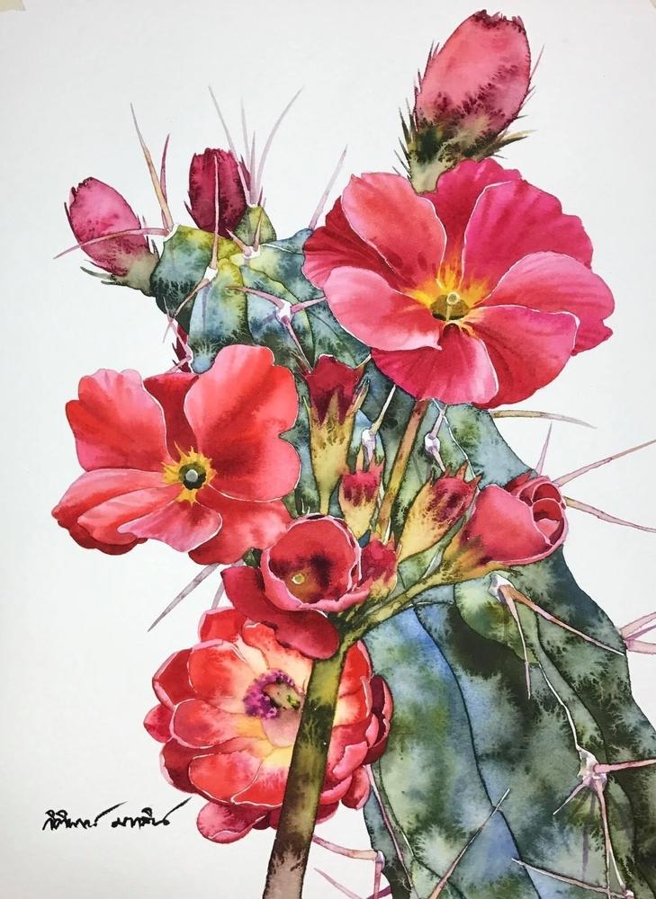 Watercolour Virtuoso: Kitipong Ti, фото № 16