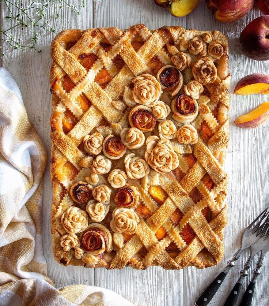 Самоучка печет пироги невероятной красоты: кулинарные шедевры от Helen Nugent + 3 секрета идеальной выпечки, фото № 26