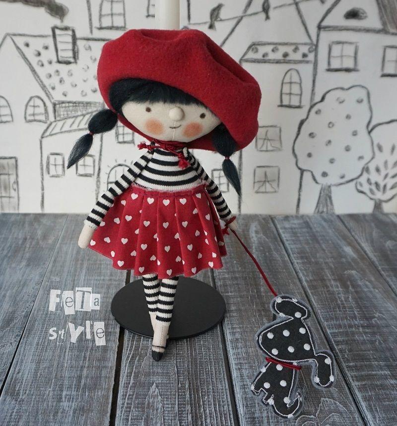 «Когда кукла в руках, она диктует» интервью с Татьяной Федотовой etastyle, фото № 12