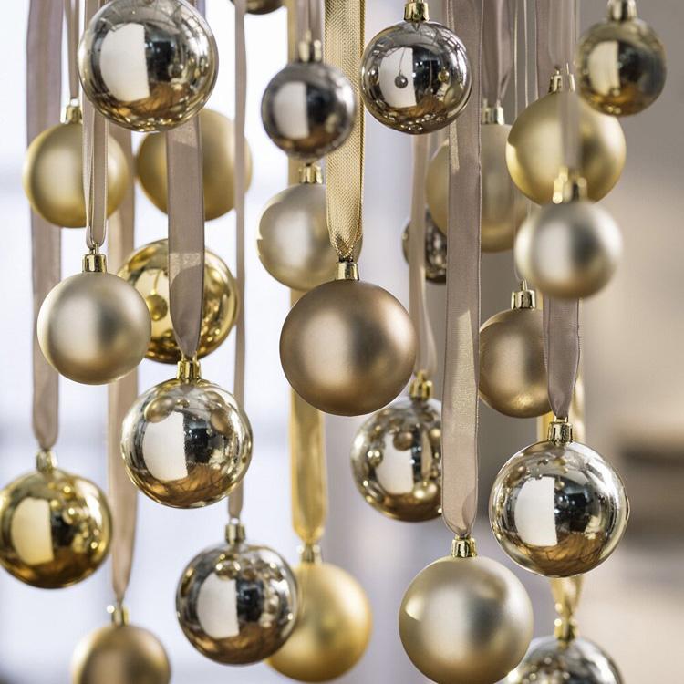 Золотой новогодний декор: 15 классных идей, фото № 9