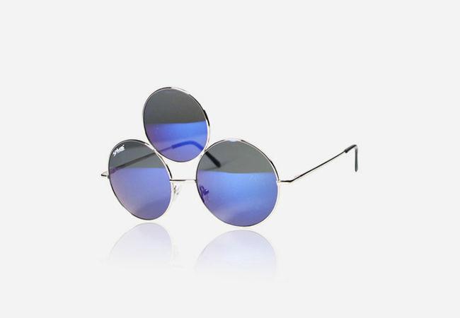 На темной стороне: 35 экстравагантных и просто странных пар солнцезащитных очков – Ярмарка Мастеров<br />
