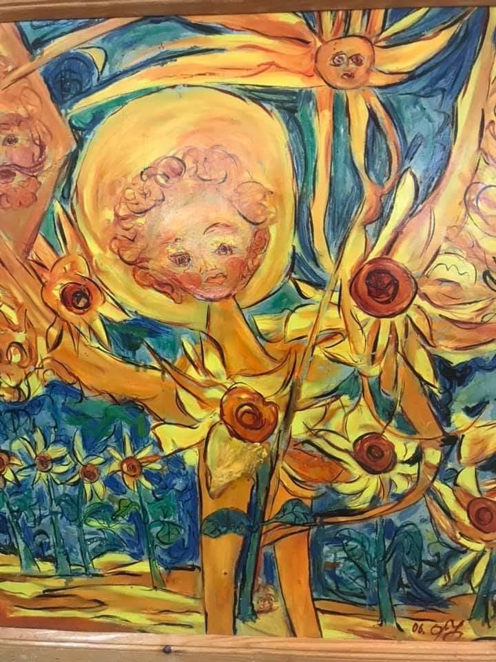 Самобытный художник Александр Носов, и его удивительные картины, фото № 5