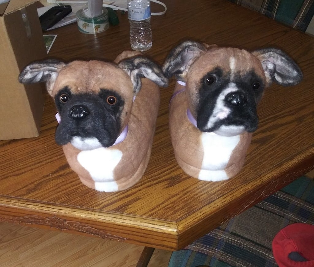 Cuddle Clones Launched Sales Hit: Home Slippers Which Are Copies Of Pets, фото № 11