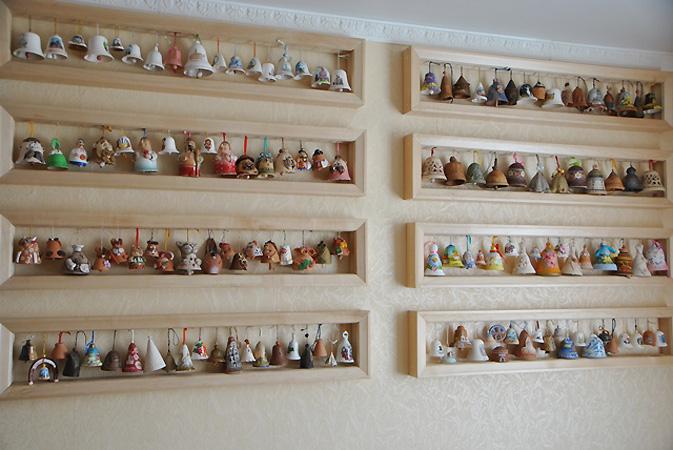 Коллекционируем красиво: 40+ впечатляющих полок для хранения коллекций, фото № 16