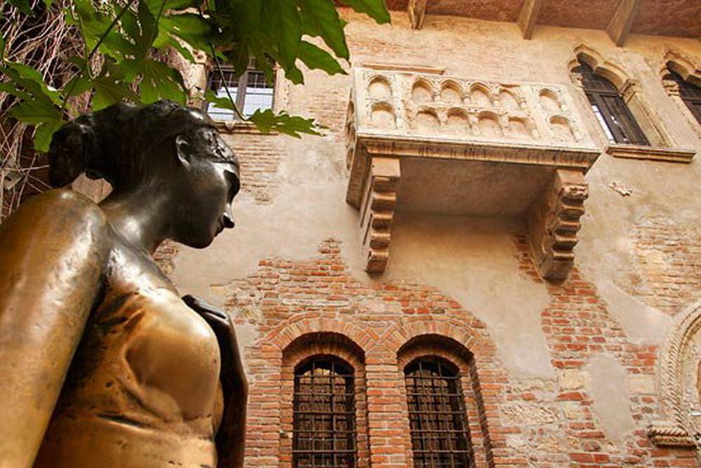 Дом Джульетты в Вероне. Как легенды становятся реальностью, фото № 1