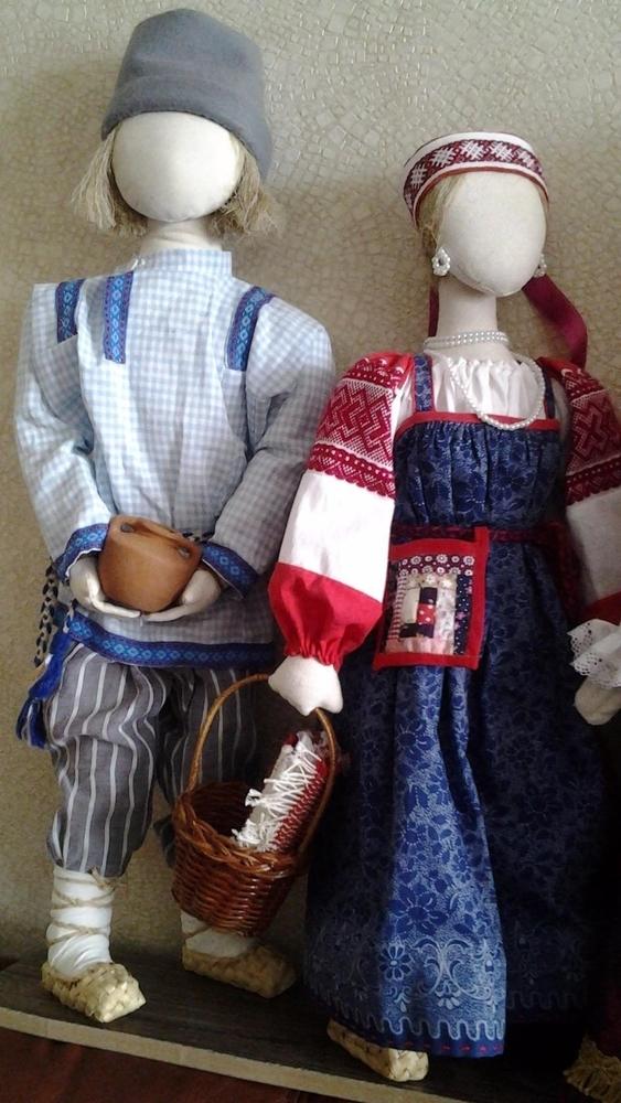 История и особенности русской тряпичной куклы, фото № 28