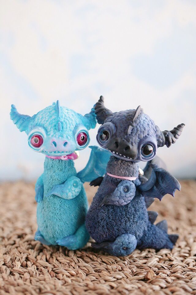 Alien Invasion Of Cuteness: 25+ Unusual Creatures By Anna Nazarenko, фото № 4