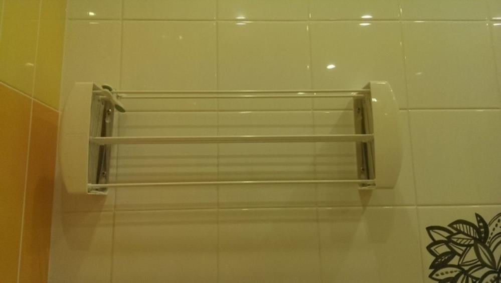 Где сушить белье в квартире красиво и удобно? (33 обычных и необычных решений), фото № 13