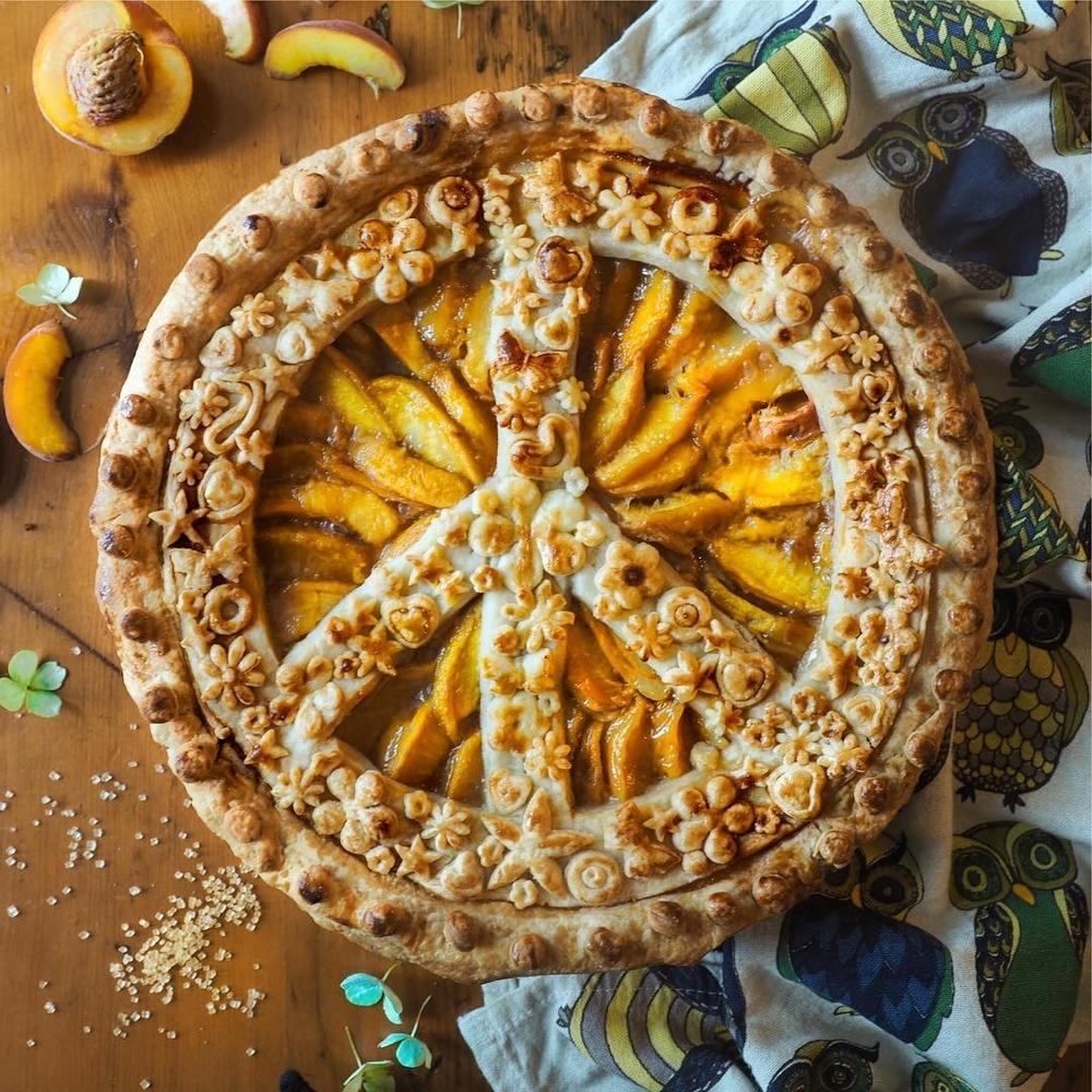 Самоучка печет пироги невероятной красоты: кулинарные шедевры от Helen Nugent + 3 секрета идеальной выпечки, фото № 19