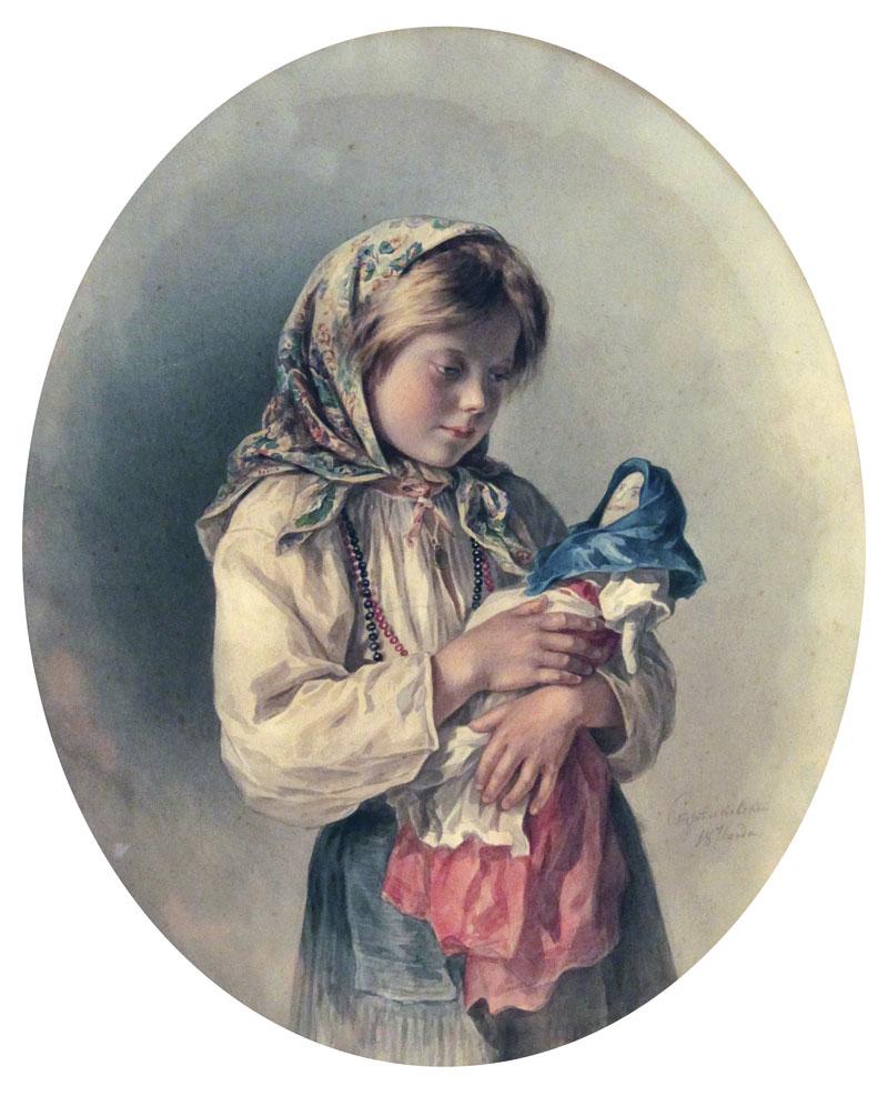 История и особенности русской тряпичной куклы, фото № 6