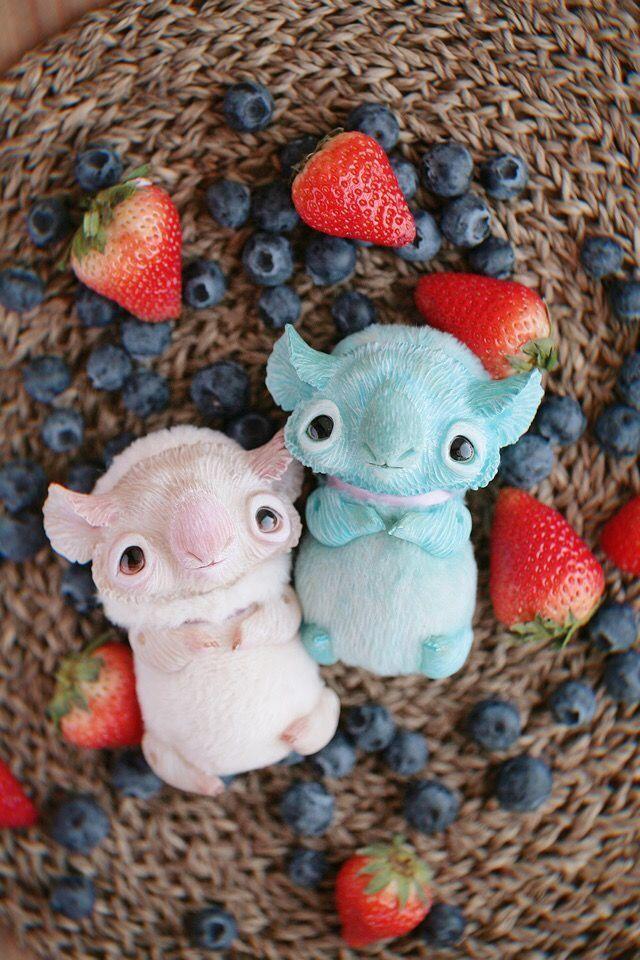 Alien Invasion Of Cuteness: 25+ Unusual Creatures By Anna Nazarenko, фото № 2
