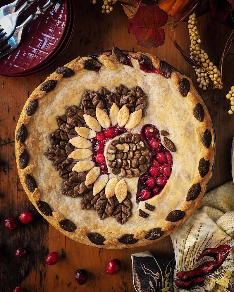 Самоучка печет пироги невероятной красоты: кулинарные шедевры от Helen Nugent + 3 секрета идеальной выпечки, фото № 13