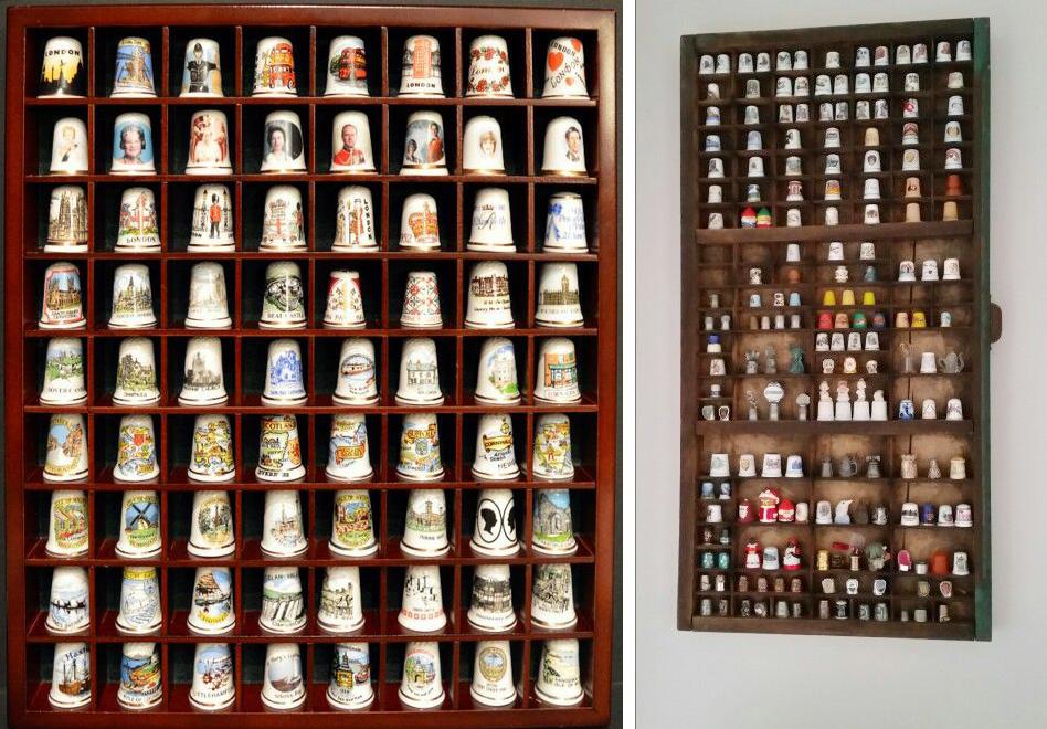 Коллекционируем красиво: 40+ впечатляющих полок для хранения коллекций, фото № 15