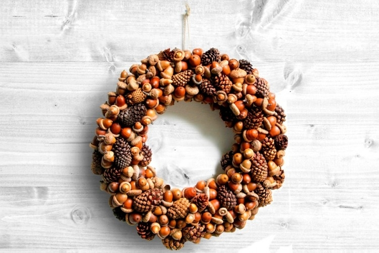 22 Autumn Ideas For Creative Use Of Acorns, фото № 7