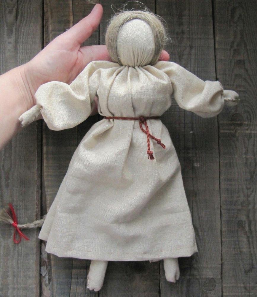 История и особенности русской тряпичной куклы, фото № 43