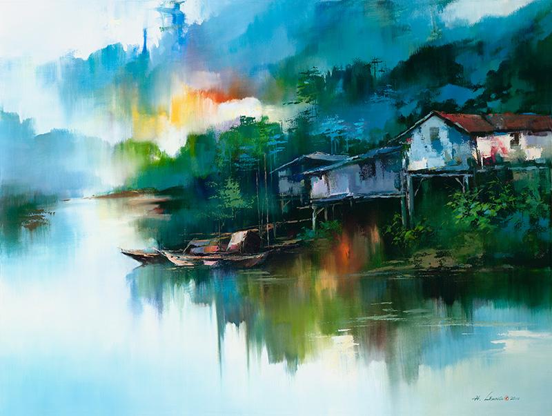 Кен Хонг Лунг — мастер волшебных пейзажей, фото № 17