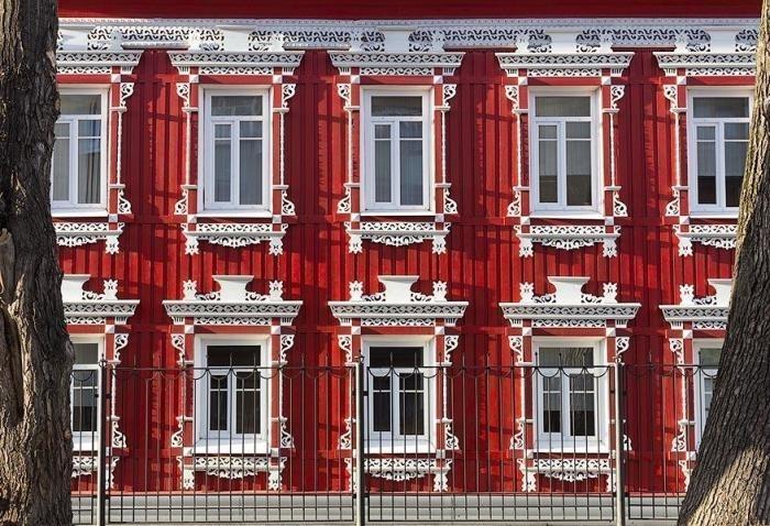 Оконные наличники как символ защиты в русском зодчестве, фото № 10