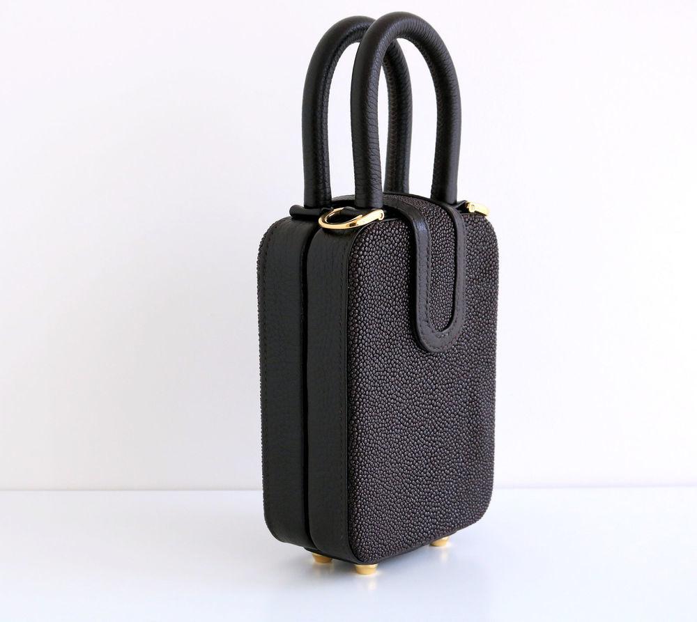 hermes, скат, кожа, ручная работа, модная сумочка, вечерняя сумочка, заказ