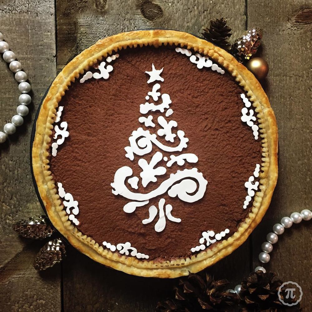 Self-Taught Cook Named Jessica Bakes Christmas Pies — And They Are Gorgeous!, фото № 5