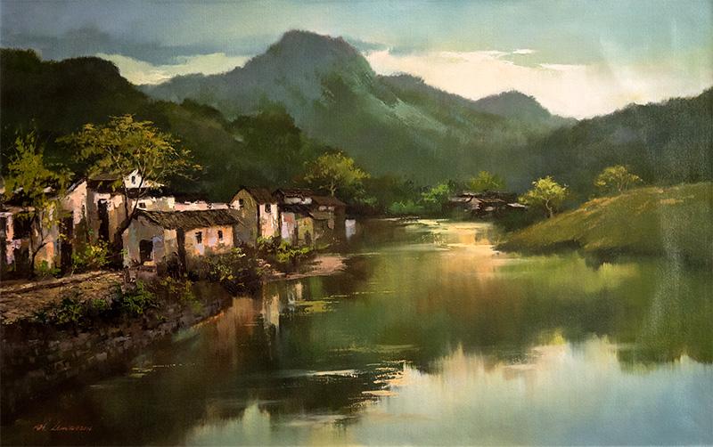 Кен Хонг Лунг — мастер волшебных пейзажей, фото № 15