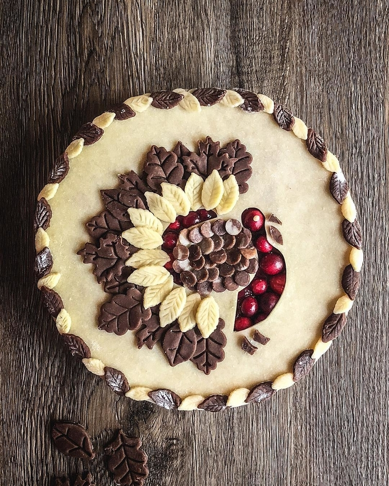 Самоучка печет пироги невероятной красоты: кулинарные шедевры от Helen Nugent + 3 секрета идеальной выпечки, фото № 12