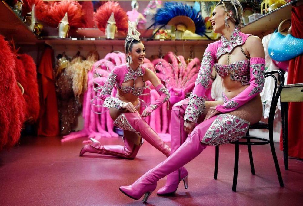 130 лет Мулен Руж великолепие и фееричность костюмов знаменитого кабаре, фото № 22