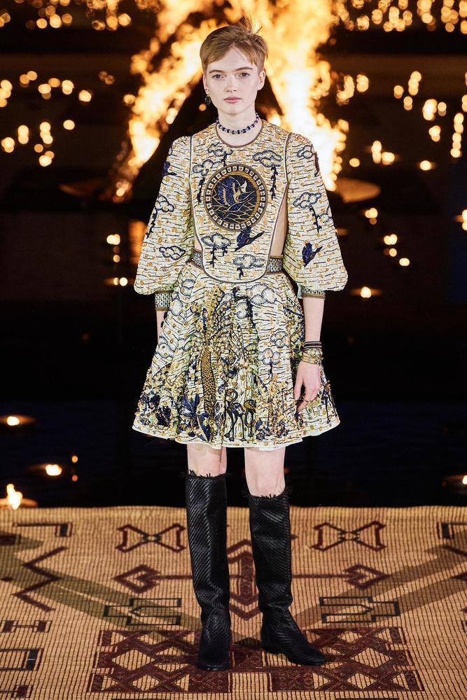 Круизная коллекция 2020 Christian Dior