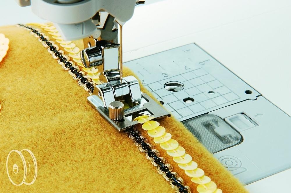 20 лапок для супер-возможностей вашей швейной машинки, фото № 25