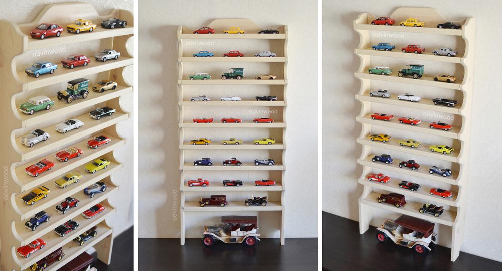 Коллекционируем красиво: 40+ впечатляющих полок для хранения коллекций, фото № 35