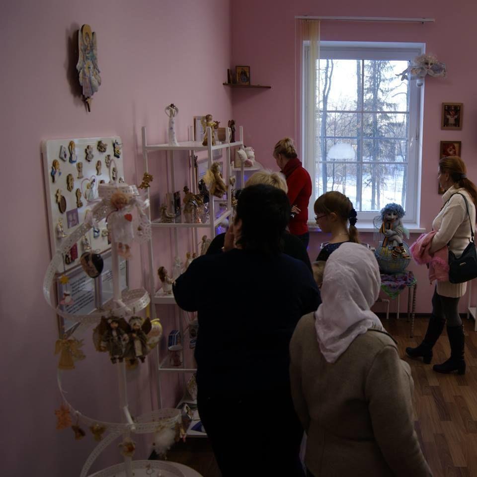 Музей Ангелов в Тургиново – Ярмарка Мастеров<br />